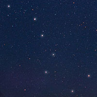 The Big Dipper (Ursa Major).