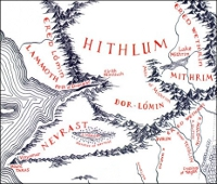 Map of Hithlum.