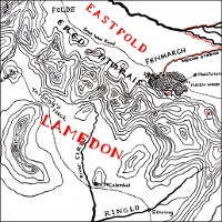 Map of Lamedon.
