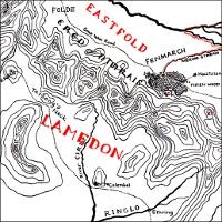Map of Lamedon.