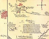Thror's map.